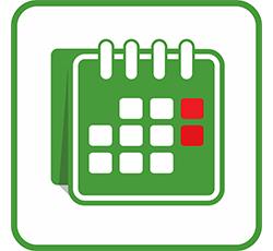 Печать квартальных календарей в Одессе