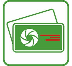 Печать визиток в кратчайшие сроки в Одессе
